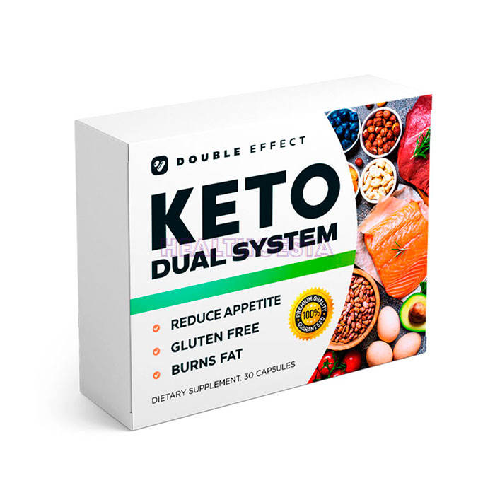 Keto Dual System rimedio per la perdita di peso