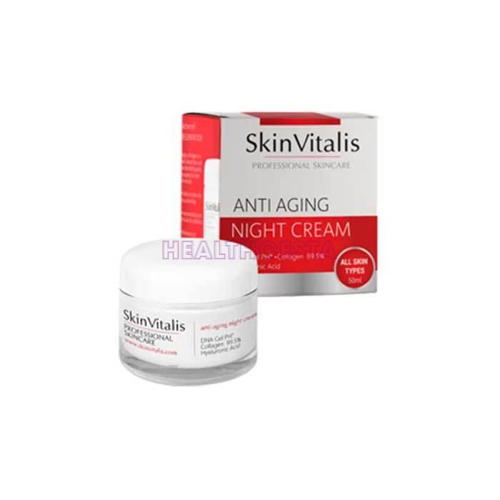 SkinVitalis crema per il ringiovanimento