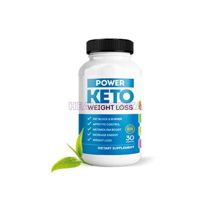 Power Keto rimedio per la perdita di peso