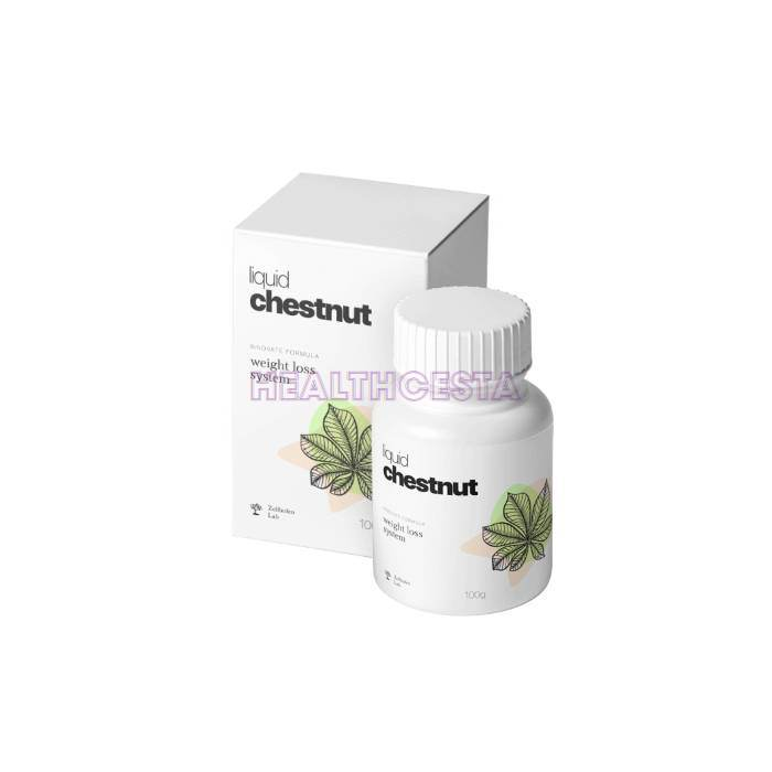 Liquid Chestnut rimedio per la perdita di peso