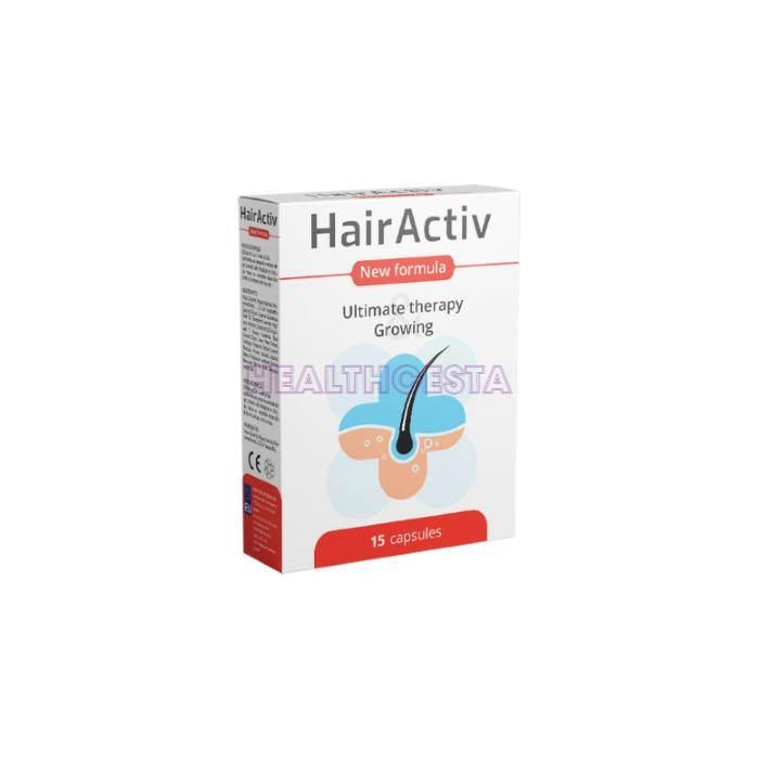 HairActiv capsule per capelli e unghie