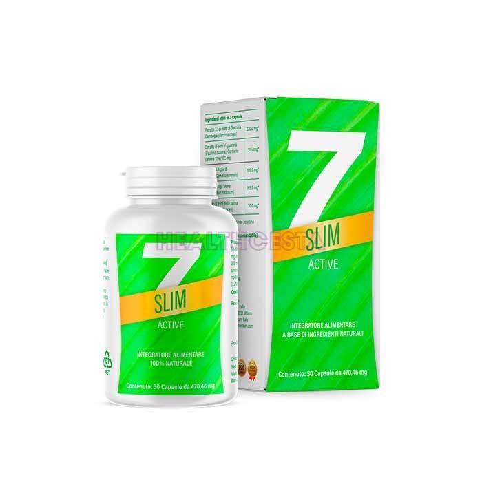 7-Slim Active rimedio per la perdita di peso