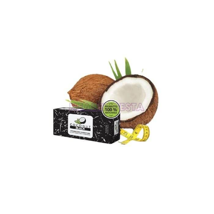 Coconut Black per dimagrante