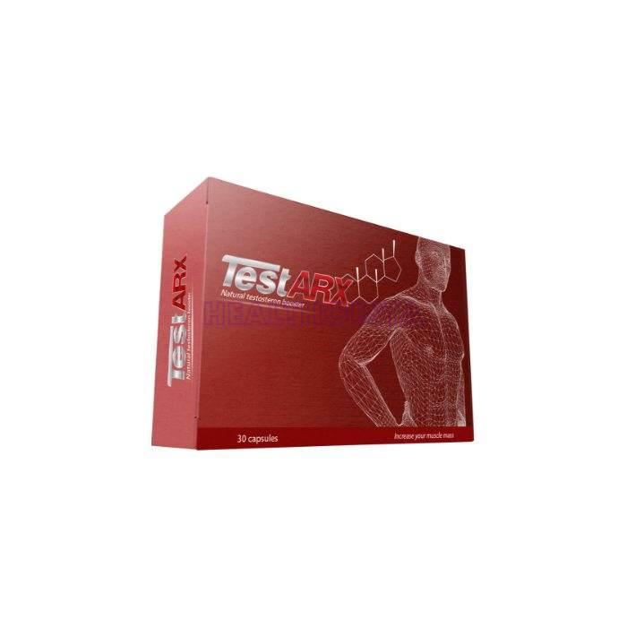 TestARX capsule per aumentare la massa muscolare
