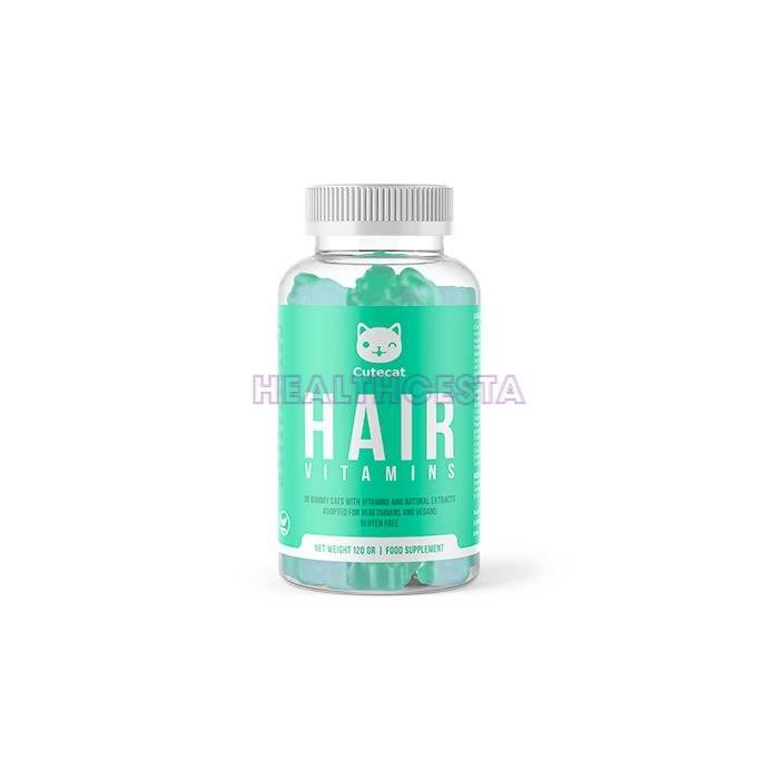 Cutecat vitamine per capelli