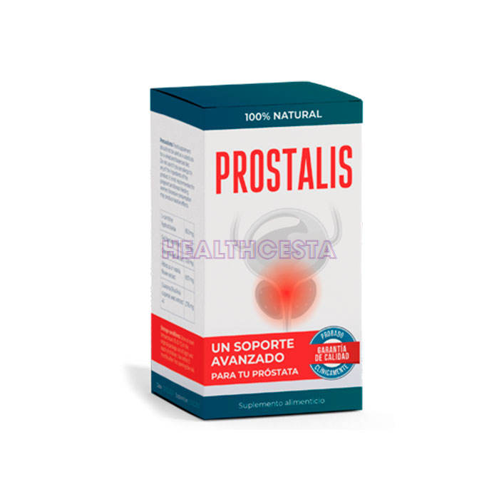 Prostalis - capsule per prostatite in Italia