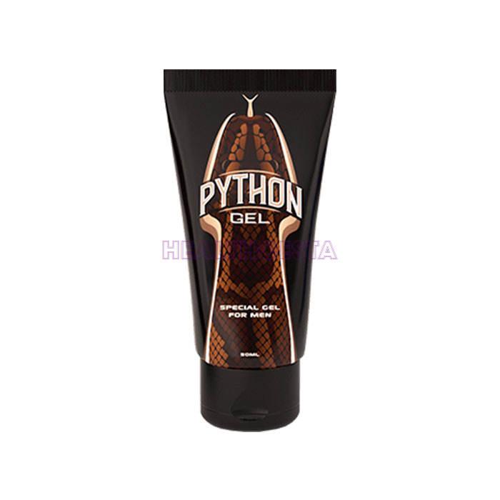 Python Gel crema per l`ingrandimento del pene