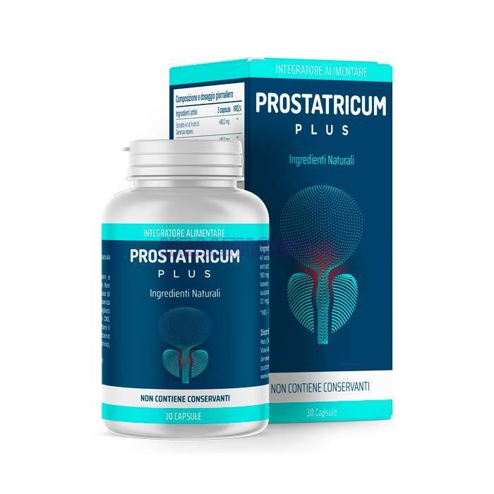 Prostatricum PLUS rimedio per la prostatite