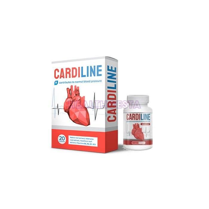 Cardiline prodotto stabilizzante della pressione