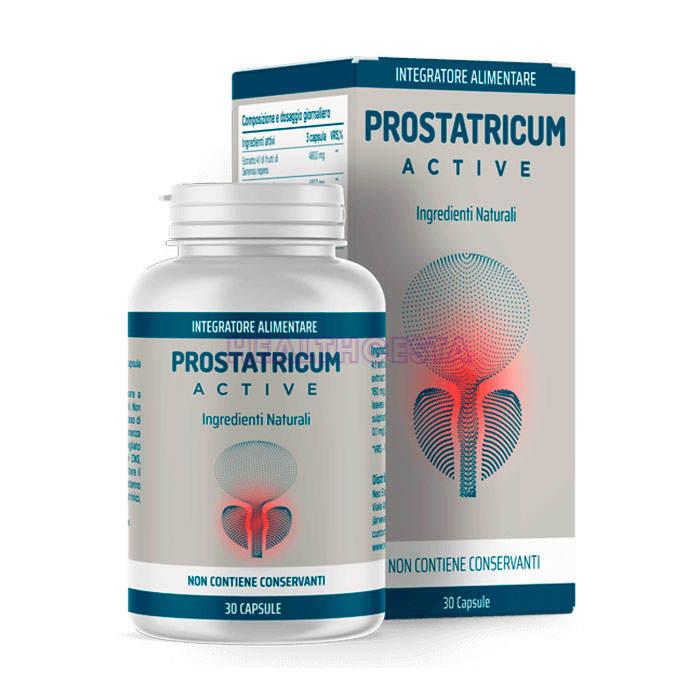 Prostatricum Active rimedio per la prostatite