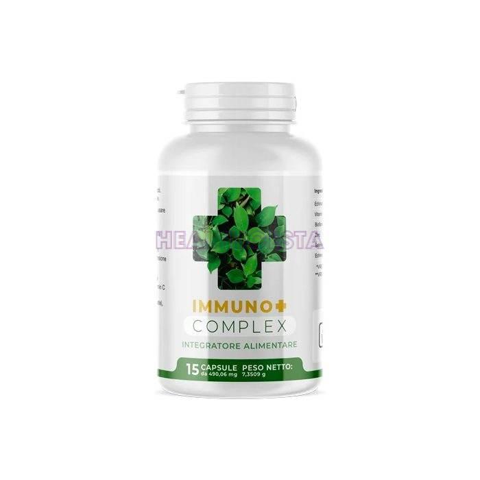 IMMUNO+ Complex rimedio per l`immunità